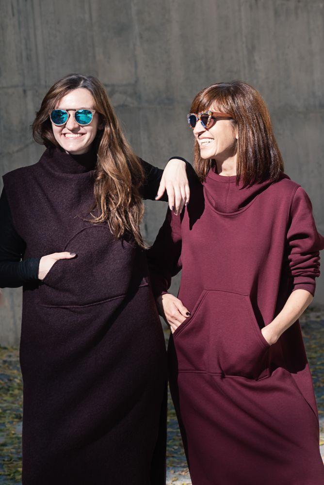 Oversize šaty - pohodlné, voľné šaty na bežný deň, ktoré sú to?