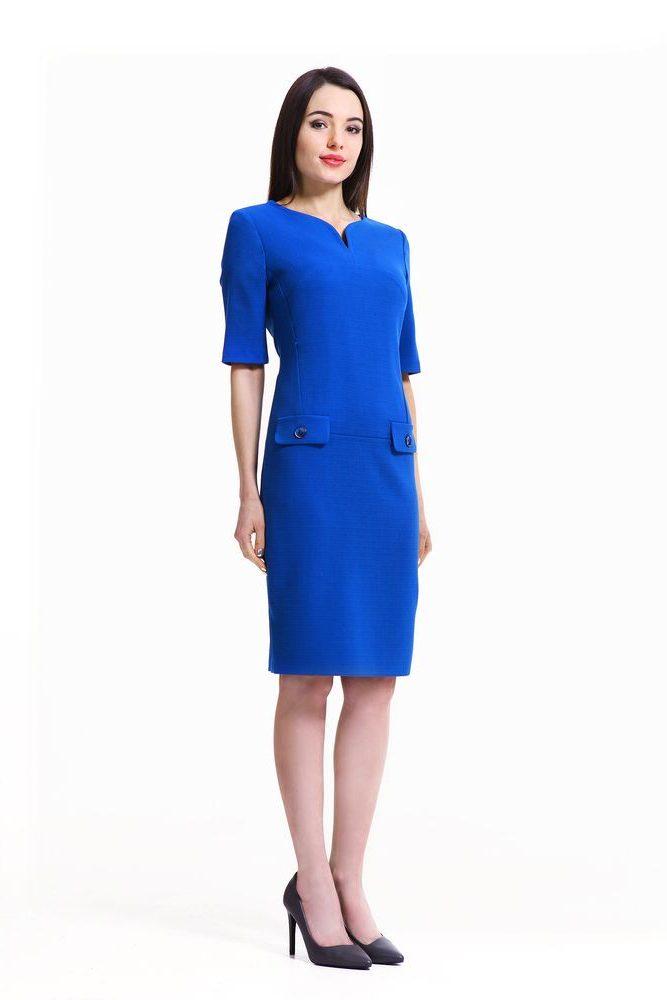 Púzdrové šaty - ako vybrať šaty do práce